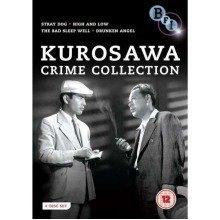 Kurosawa - Crime Collection (4 Films) DVD [2011]