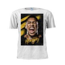 Anthony Joshua T-Shirt AJ Boxing World Champion T Shirt Trendy T Shirt
