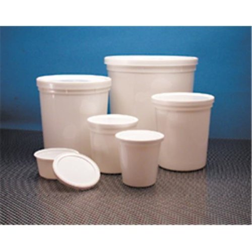 container specimen disposable white ppco 8 oz