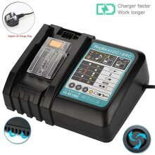 For Makita battery 18V 5Ah BL1860B BL1850B fast charger DC18RC