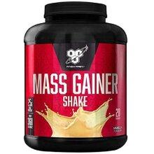 BSN Mass Gainer Protein Shake Vanilla 1.7kg 20 Servings **Best Before February2022