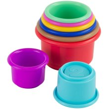 Lamaze Pile & Play Stacking Cups Gift Set