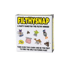Adult Filthy Snap Card Game