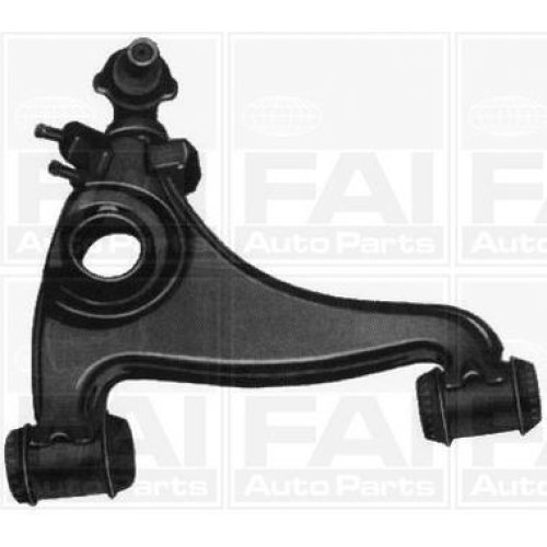 Front Right FAI Wishbone Suspension Control Arm SS1121 for Mercedes Benz 500 5.0 Litre Petrol (03/91-08/93)