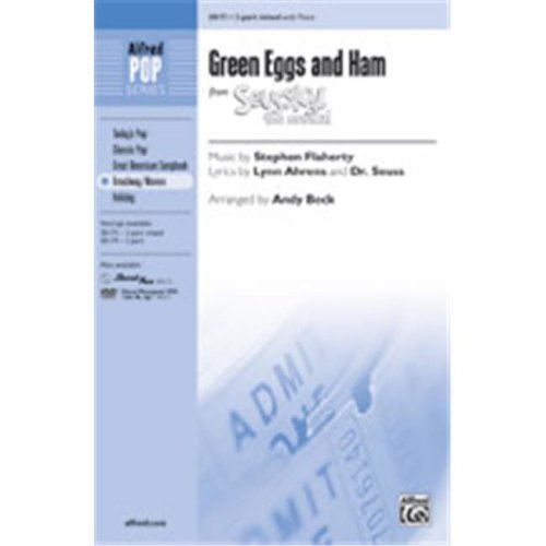 Alfred 00-38175 GREEN EGGS AND HAM-STRX CD
