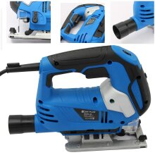 800W Pendulum Electric Jigsaw with Laser Guide Variable Speed DIY Tool