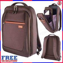 15.6 inch Laptop Backpack Anti Theft Melvin Slim Large Travel School Shoulder Bag