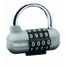 Master Lock 1520EURD 59mm Resettable Combination Padlock