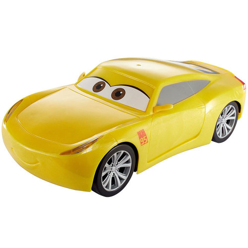 Disney Pixar Cars 3 Movie Moves Cruz Ramirez On Onbuy