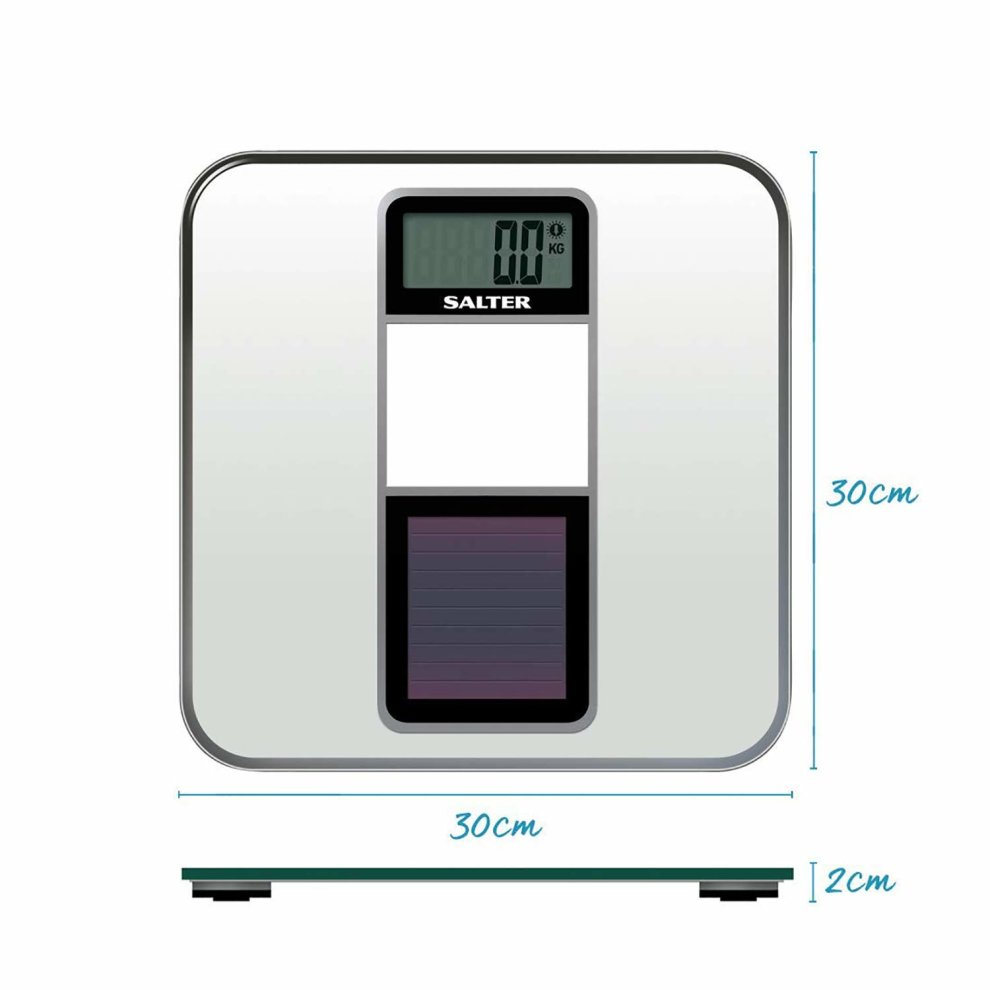 Salter Eco Digital Bathroom Scales