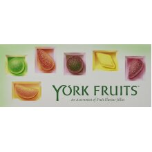 York Fruits Jellies 200 g (Pack of 8)