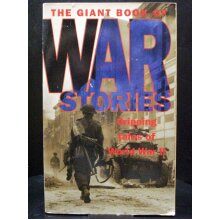 Giant Book Of War Stories - Used
