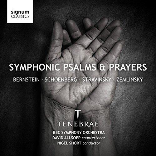Allsopp - Symphonic Psalms and Prayers [CD]