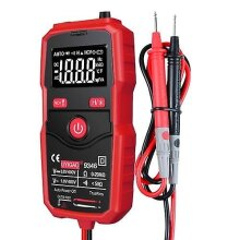 UA9342 LCD Display Automatic Digital Multimeter Direct/Alternating Current Resistance with Data Hold and Auto Power Off Function