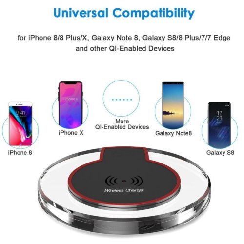 Fantasy Wireless Charger - Qi Enabled Devices