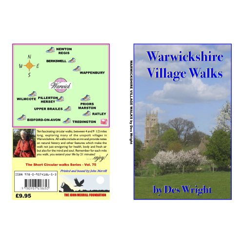 WARWICKSHIRE VILLAGE WALKS