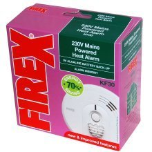 Kf30 Mains Heat Alarm