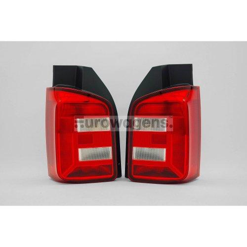 VW TRANSPORTER T6 16-18 2 DOOR REAR LIGHT REAR LAMP DRIVER SIDE OFF SIDE