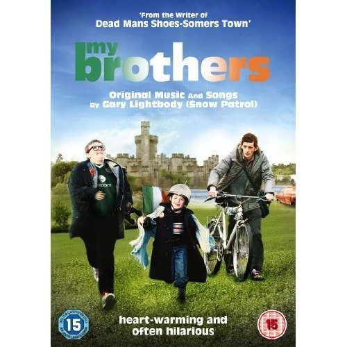My Brothers DVD [2012]