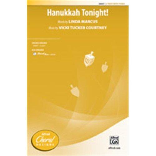 Alfred 00-38008 HANUKKAH TONIGHT-STRX CD