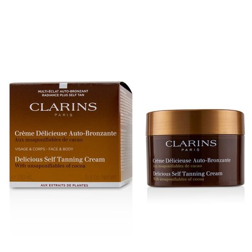 Delicious Self Tanning Cream For Face & Body - 150ml/5.3oz