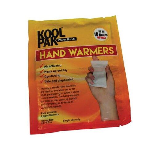 (10 Pack) Koolpak Warm Hands Disposable Hand Warmers