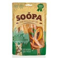 Soopa Papaya Chews Dog Treats