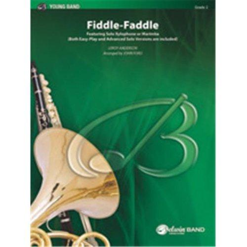 Alfred 00-2816FB3X FIDDLE FADDLE-CB