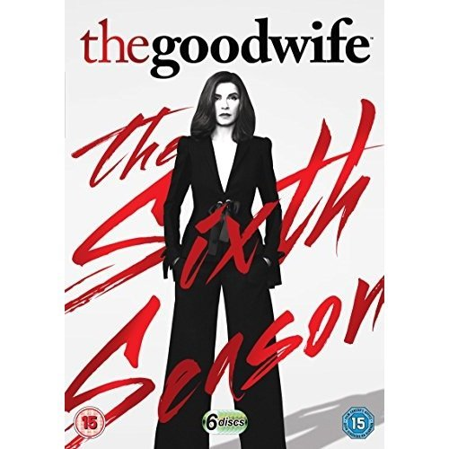 The Good Wife Season 6 DVD [2015]