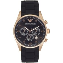 Emporio Armani AR5905 Men's Watch Chronograph,New with Tags