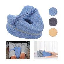 Leg Cushion Memory Knee Pillow Leg Positioner