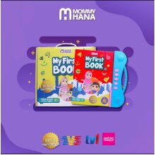 Mommy Hana YouTube Stars Interactive Learning Book