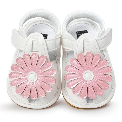 Fashion Toddler Baby Girls Sandals Shoe Casual Shoes Sneaker Anti-slip Soft Sole