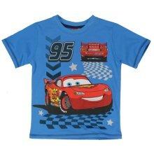 Cars T Shirt - Blue