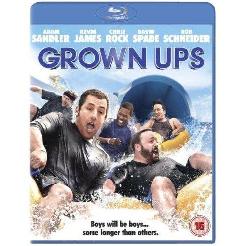 Grown Ups Blu-Ray [2011] - Used