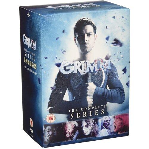 Grimm: Season 1-6  (DVD)