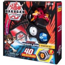 Battle Brawlers Starter 11 with Bakugan Transforming Creatures