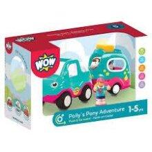 Wow Toys - Polly's Pony Adventure