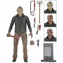 Neca Friday the 13th Part 4 - Ultimate Jason Voorhees 7 Inch Action Figure
