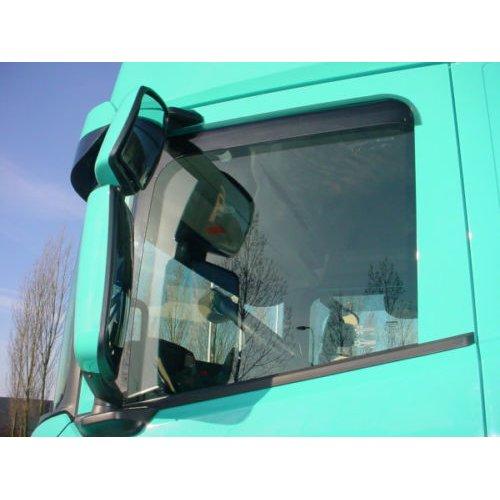 Scania R Series 04-13 Full Long Window Wind Deflectors RH /& LH Pair