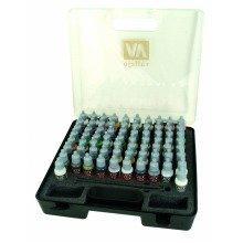 Val72172 - Av Vallejo Game Color Set - Box Set (72 Cols + Carry Case)