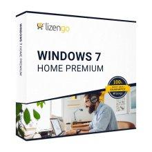 Windows 7 Home Premium - 32/64 Bit - Download - 1 PC - Key