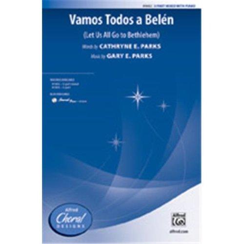 Alfred 00-41604 VAMOS A TODOS A BELEN-STRX CD