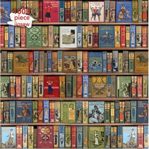 Adult Jigsaw Puzzle Bodleian Library High Jinks Bookshelves