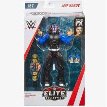 WWE Elite - Series 67 - Jeff Hardy Chase Varient Figure
