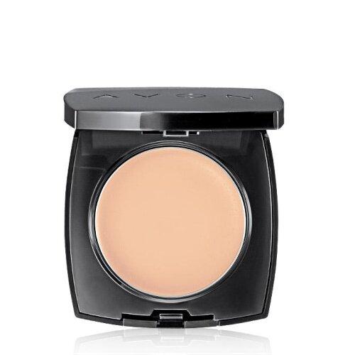 Avon True Cream-to-Powder Foundation Compact SPF15 - IVORY