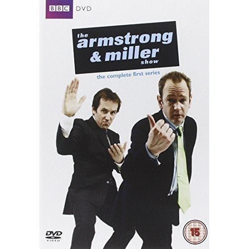 Armstrong And Miller Show Series 1 DVD [2008]