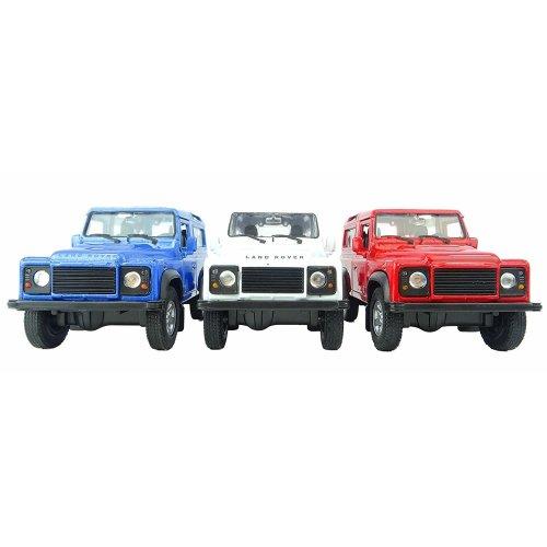 Die Cast Model Land Rover Defender Toy Car