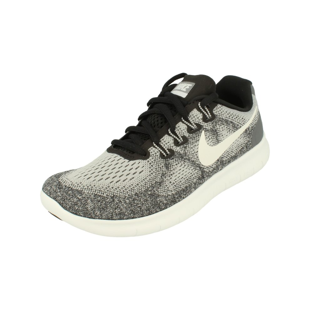 (4.5) Nike Womens Free RN 2017 Running Trainers 880840 Sneakers Shoes