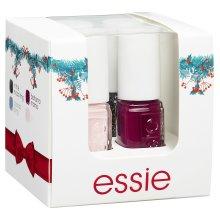 Essie Nail Polish Christmas Minis Quad Gift Set